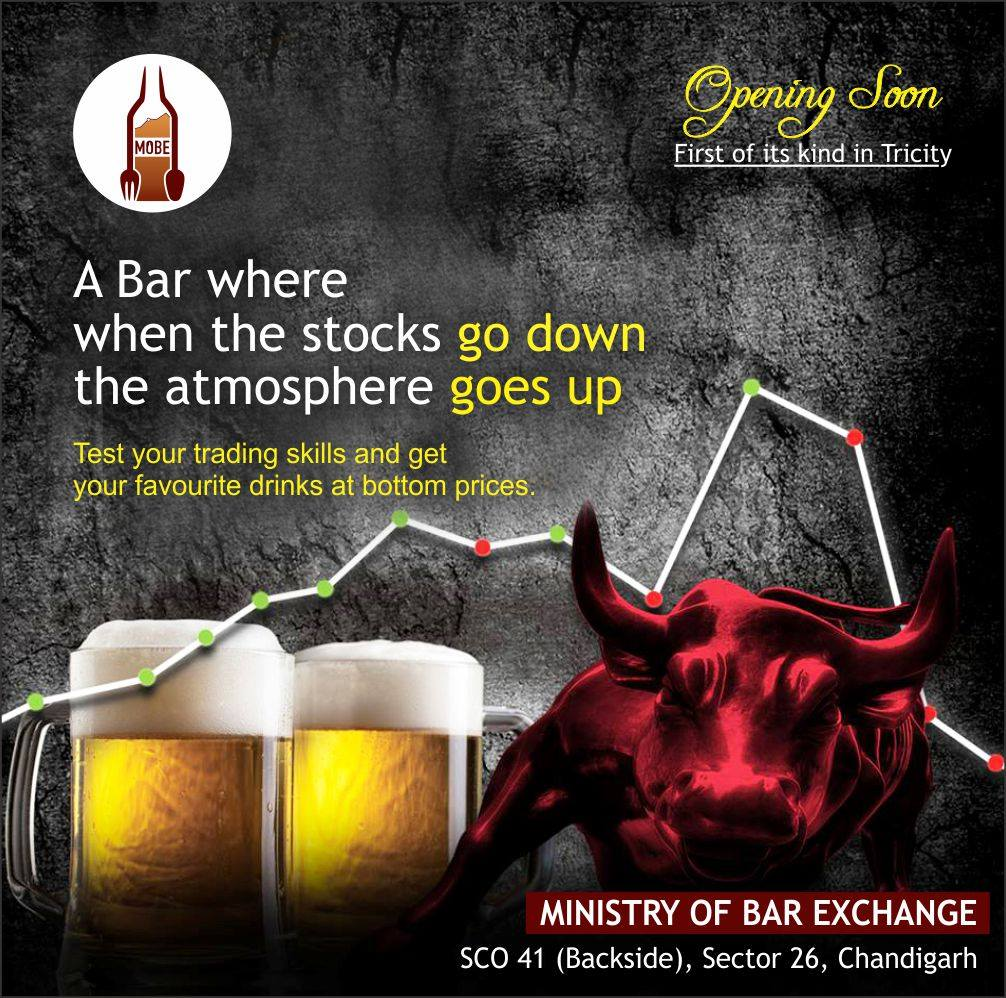 Ministry Of bar Exchange - Grand Opening