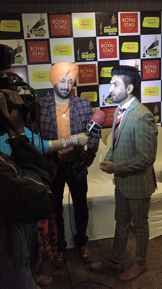 Preet Harpal in Conversation with Media