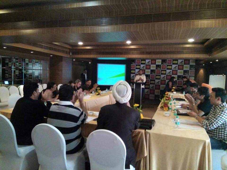 Jury Meet held at The Lalit, Chandigarh