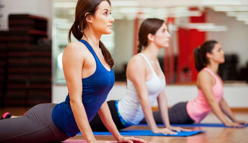 Yoga centres in chandigarh