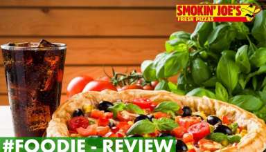 Smokin joes pizza chandigarh