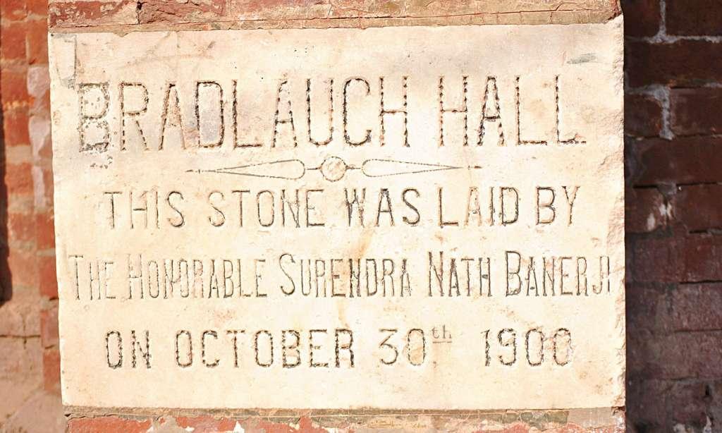 Bradlaugh Hall