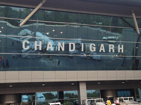 Chandigarh to Goa flight