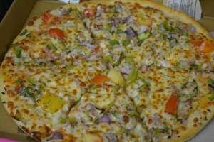 Smokin' Joe's Pizza Chandigarh
