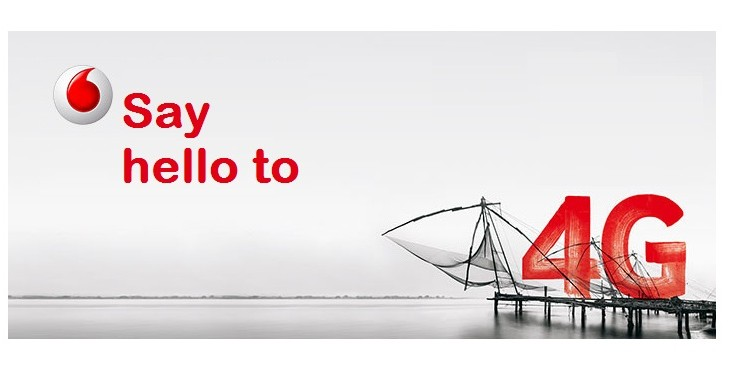 News: Vodafone SuperNet 4G services Now in Chandigarh