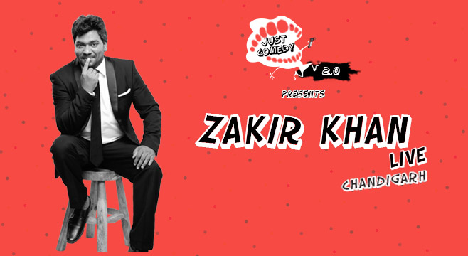 Zakir Khan Just Comedy