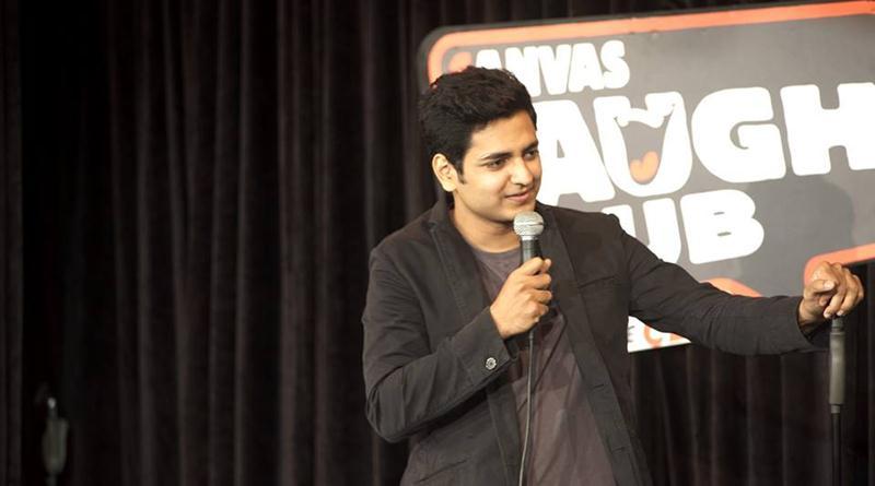 Kenny Sebastian Show in Chandigarh