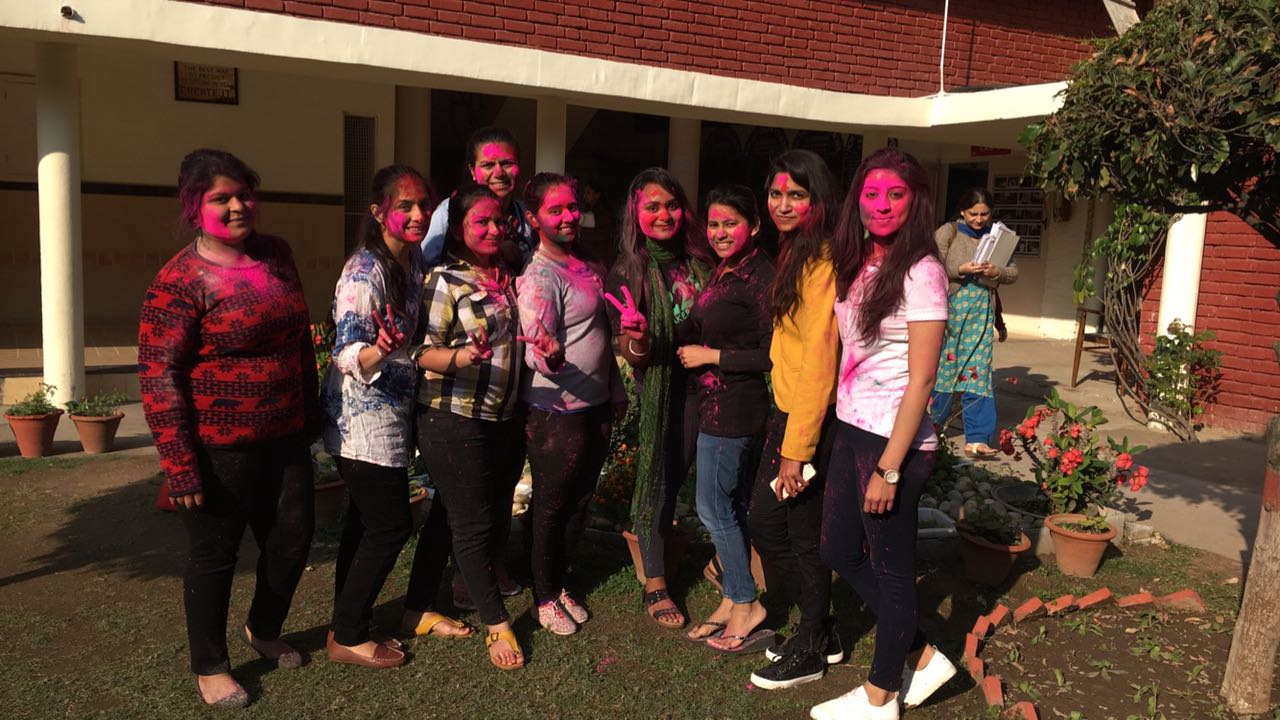How Chandigarh celebrated the Festival of Colours