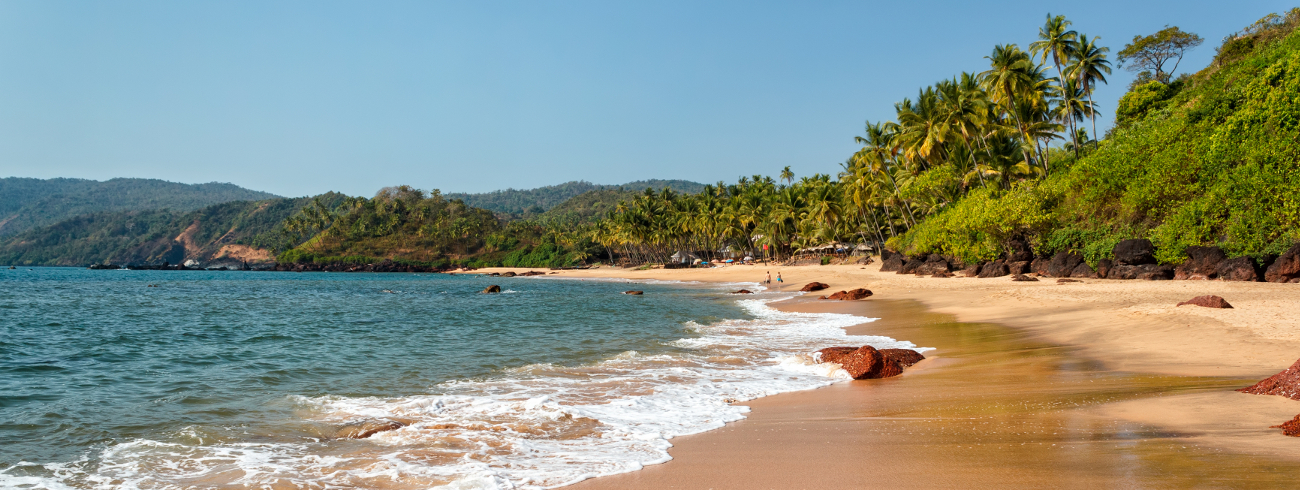 Cola_Beach_Goa Exotic and gorgeous beaches in India, where you can go this summer