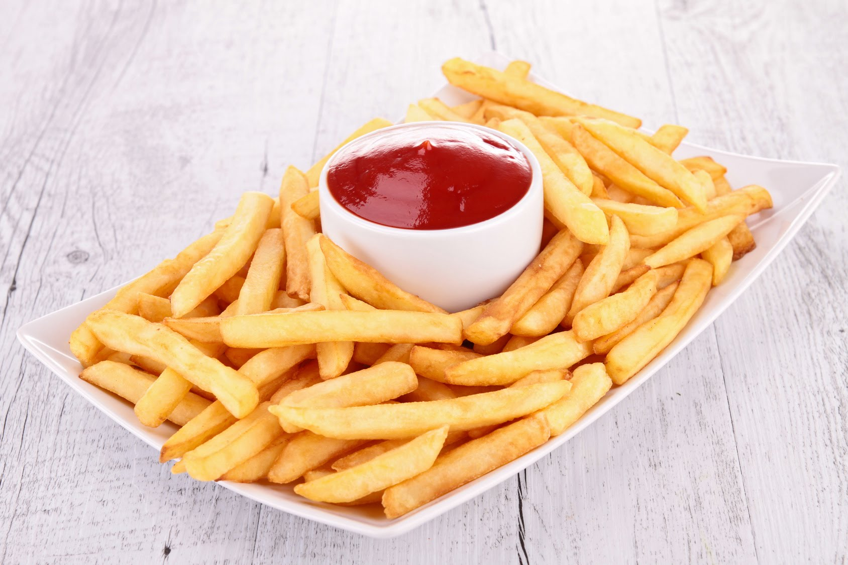 FRENCH FRIES FOOD THAT CAN CAUSE CANCER