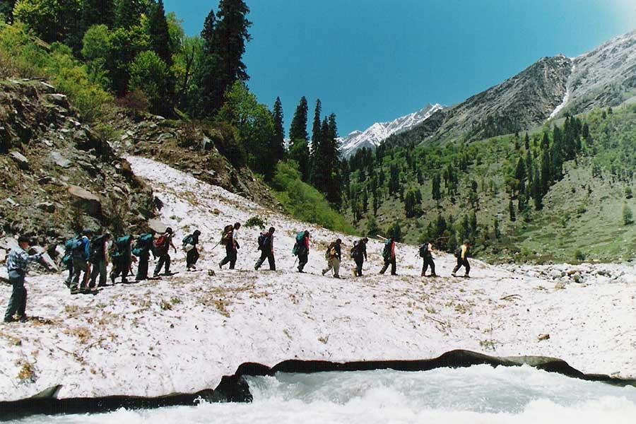 shimla- trekking place around chandigarh