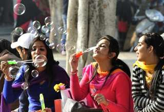 International Women's Day in Chandigarh
