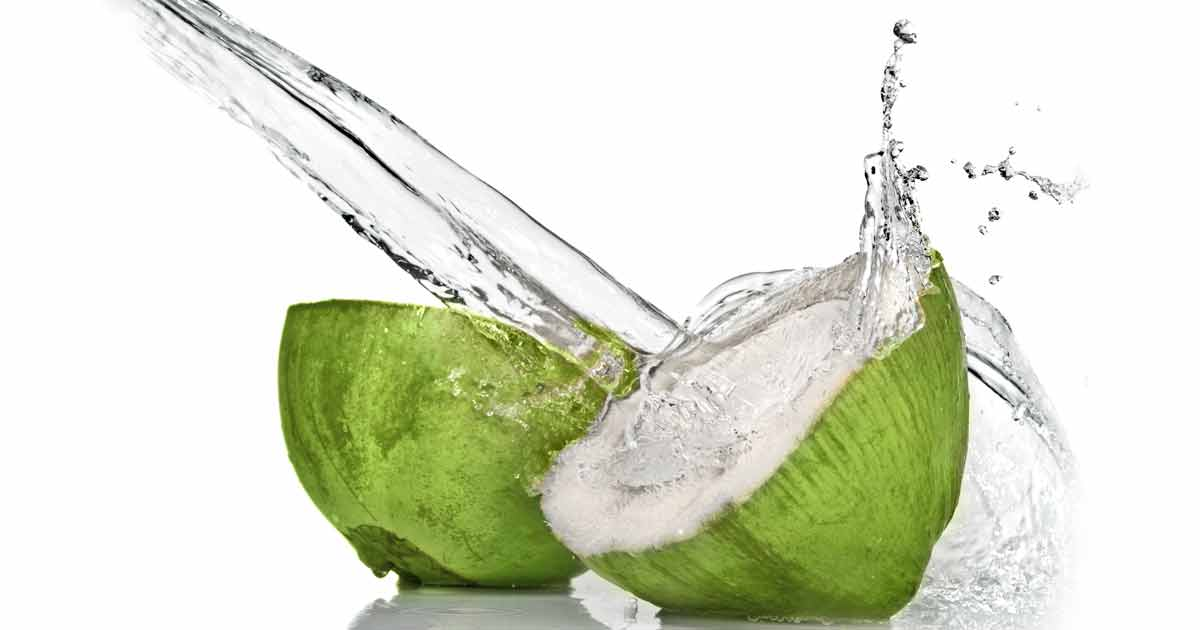 fresh-coconut-water-fb fruits and veggies full of water content