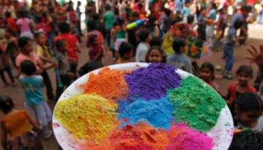 Beauty Hacks for Holi Festival