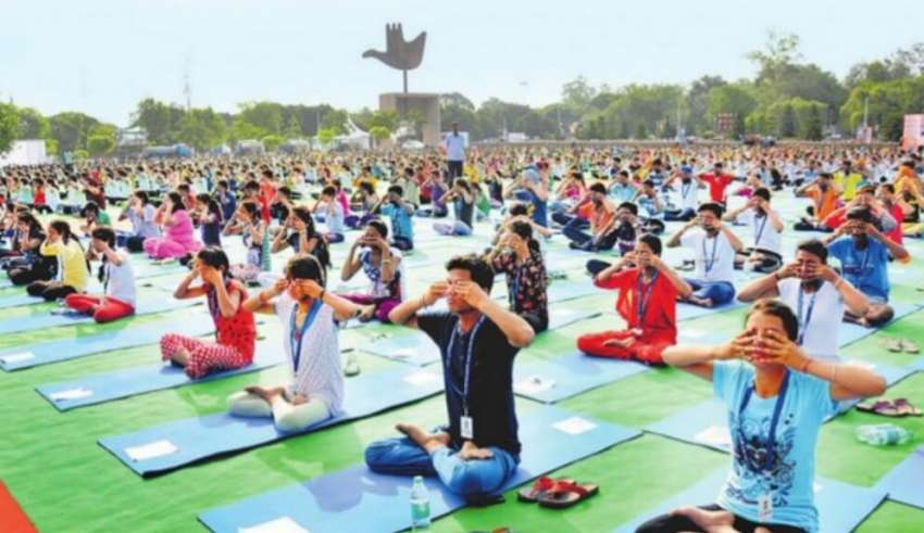 Free Yoga Classes in Chandigarh