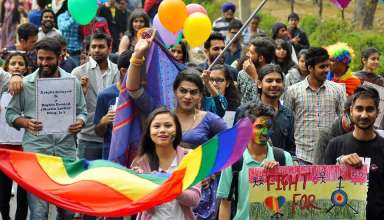 Chandigarh LGBTQ Pride Walk 2017