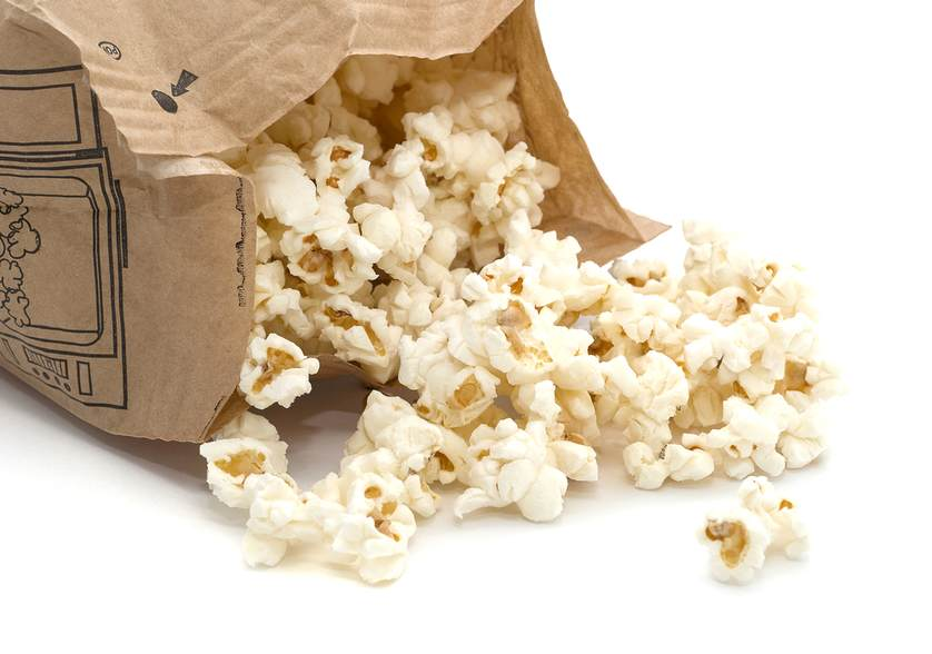 microwave popcorn FOOD THAT CAN CAUSE CANCER