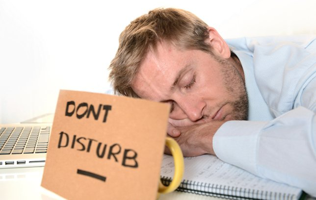Ways to trick your body into thinking you slept