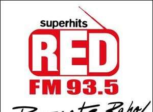 Red FM 93.5 is Now in city ! Bajate Raho Chandigarh