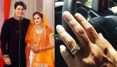 Anas Rashid Gets Engaged