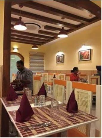 Patanjali Restaurant in Zirakpur