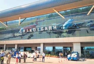 Wifi facility at Chandigarh International Airport
