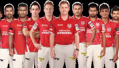 IPL 2017: Kings XI Punjab Schedule, Date, Time & Venue