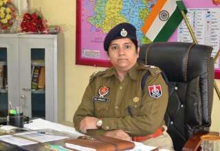 Nilambari Vijay Would Be The First Woman SSP Of Chandigarh