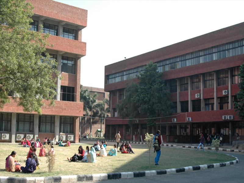 hostel at Sector 11 College