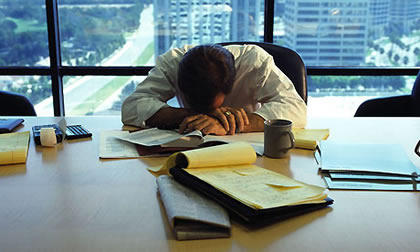 How to get rid of stress and anxiety at workplace