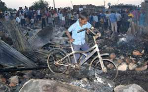 Mohali Fire victims Are Still In Struggle To Regain Feet