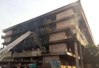 Chandigarh: Punjab University Accounts Branch Of Administrative Block Gutted By Fire