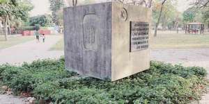 Nehru's Baby, Chandigarh Is Neglecting His Memorial In Lilly Garden