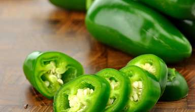 List Of Health Benefits Of Jalapeno Peppers