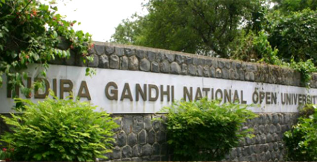 IGNOU Awards Gold Medal Again to a Student In Jail