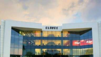 Carnival Group Is Going To Sell Elante Mall To Blackstone
