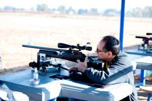 A New 300 Meter Shooting Range In Chandigarh By 2017 End