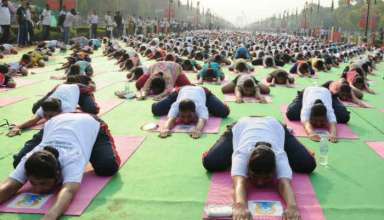 International Yoga Day Celebration In Pakistan Today