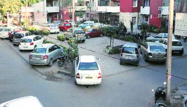 The Alternate Side Parking Will Soon Implemented in Chandigarh Residential Areas
