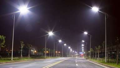Required 6,000 More Street lights In Chandigarh