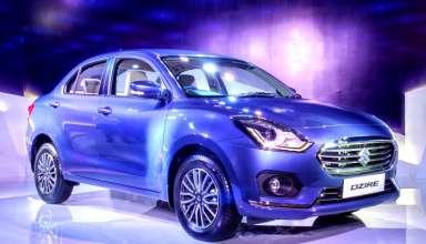 Maruti Suzuki Dzire 2017: The Third Best Selling Car Of India