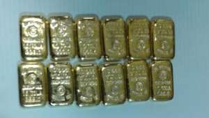 Again Gold Smuggling At Chandigarh Airport From Dubai
