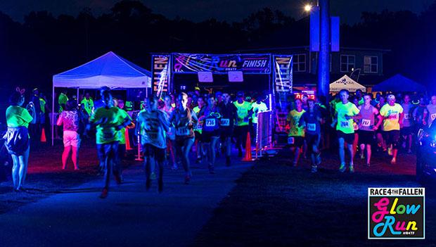 #3 Run The Night Glow Run 4